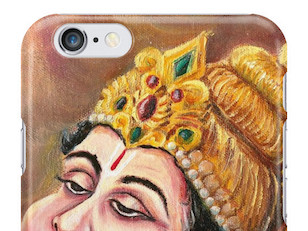 Ram Naam Japo Iphone case